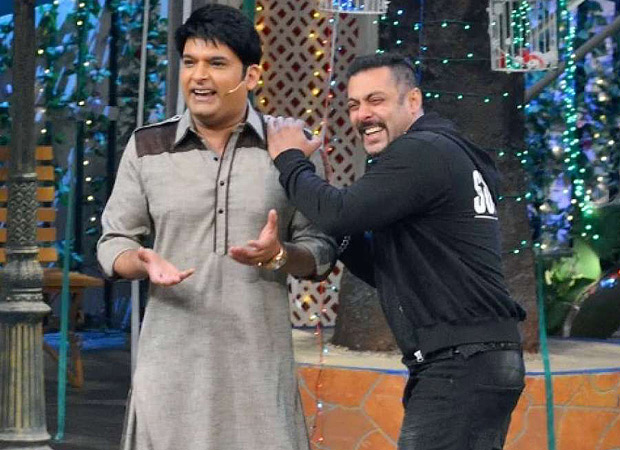 Kapil Sharma Responds To The Mass Outrage Urging Salman Khan To Take Strict Action Against His Show