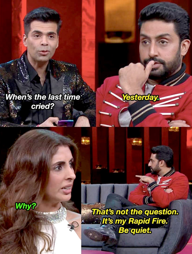 5 Times Birthday boy Abhishek Bachchan was the SASSIEST in the room or rather the internet