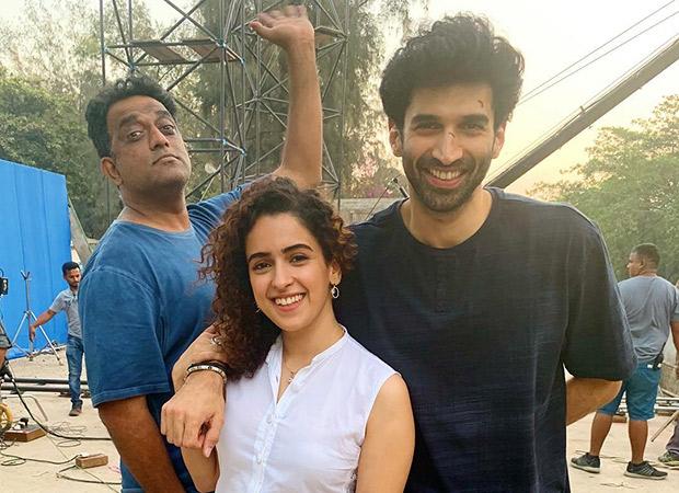 Aditya Roy Kapur and Sanya Malhotra start shooting for Anurag Basu's next