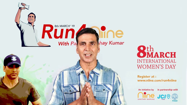Akshay Kumar To Flag Off Run4niine In Lucknow (watch Video)