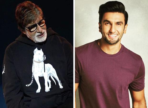 Amitabh Bachchan gets inspired by Ranveer Singh, RAPS for Badla