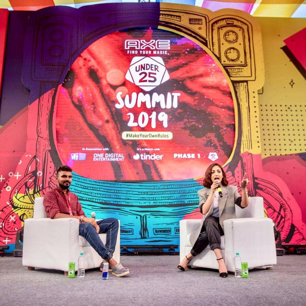 """Be a voice on the internet and not the noise"" - Yami Gautam inspires youth at Under 25 Summit"
