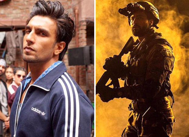 Box Office Collections Gully Boy & Uri - The Surgical Strike First enjoying stable weekdays, the latter continues its unstoppable trending