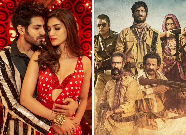 Box Office Prediction Luka Chuppi to open at around Rs. 5 cr, Sonchiriya to rake in Rs 3.cr approx