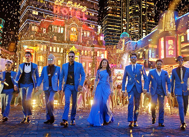 Box Office Total Dhamaal has a very good opening weekend, aims to enter Rs. 100 Crore Club in Week one itself