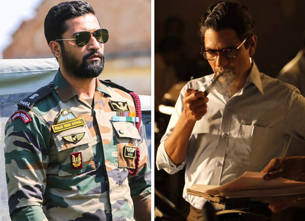 Box Office Uri - The Surgical Strike maintains an average of over Rs. 8 crore per day for three weeks, Thackeray to wrap up under Rs. 40 crore lifetime