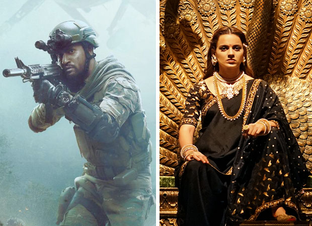 Box Office Uri - The Surgical Strike stays on in a riotous mode, Kangana Ranaut succeeds with Manikarnika - The Queen of Jhansi