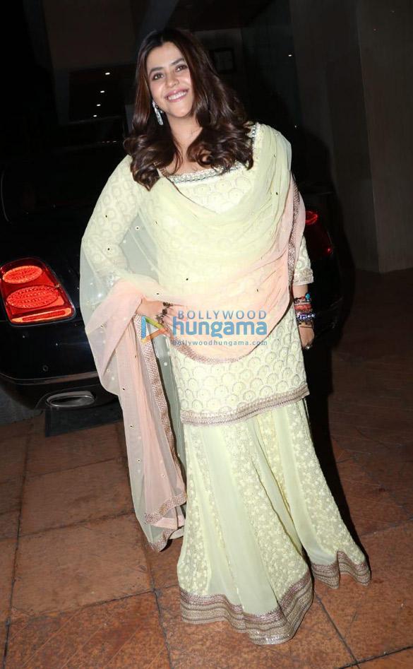 Celebs attend Ekta Kapoor's son Ravie Kapoor's naming ceremony (5)