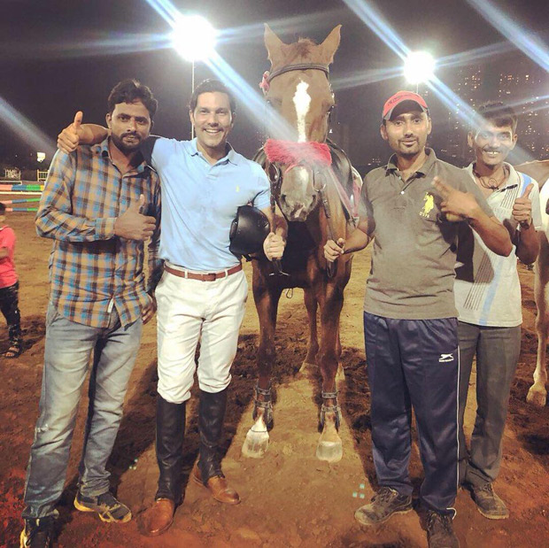 Randeep Hooda wins SILVER at the National Equestrian Championship for horse riding [See photos inside]