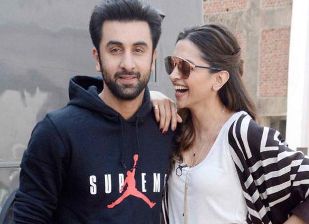 Ranbir Kapoor with his Ex-girlfriend Deepika Padukone (2007-2009)