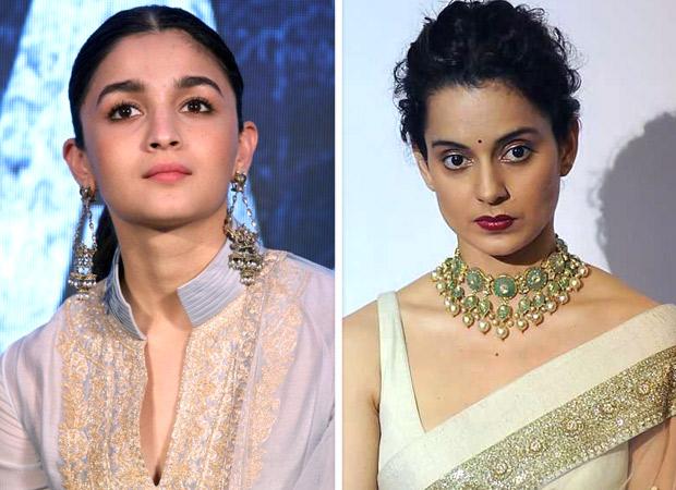 The Alia Bhatt – Kangana Ranaut row intensifies: The Raazi actress gives a RESPONSE to the Manikarnika actress's blame that she is Karan Johar's puppet