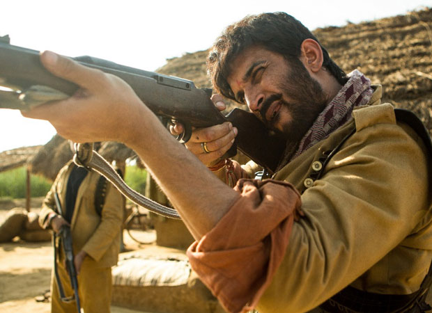 EXCLUSIVE: From Style bhai to no-style dacoit Lakhna - The amazing transformation of Sushant Singh Rajput in Sonchiriya!