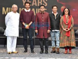 Gulzar, Anil Kapoor, AR Rahman and others attend the 10 Years Musical Journey of Slumdog Millionaire celebration