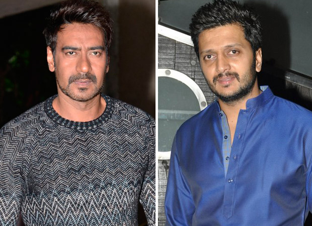 HILARIOUS! Total Dhamaal actors Ajay Devgn and Riteish Deshmukh's Twitter banter will leave you in splits