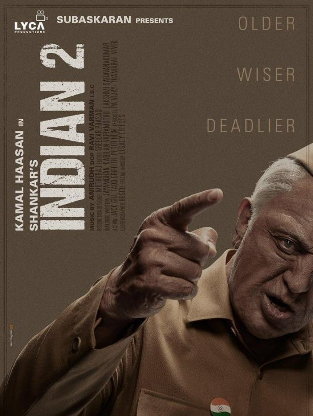 Kamal Haasan starrer Indian 2 to be shelved