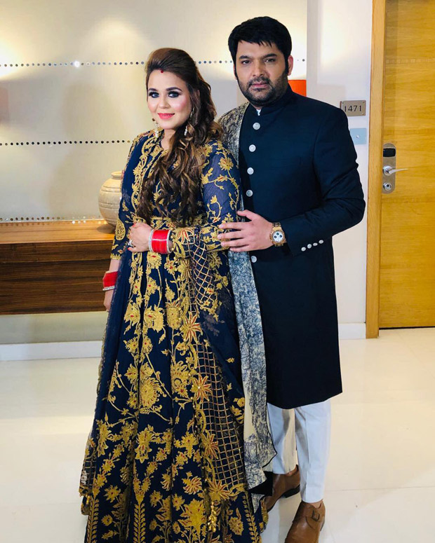 Inside Details: Kapil Sharma And Ginni Chatrath Wedding Reception In Delhi Was Star Studded With Lots Of Music And Dance; Here's The Proof!