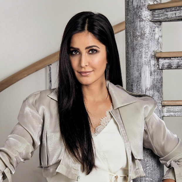 Katrina Kaif in Esse and Zara for a talk show interview (2)