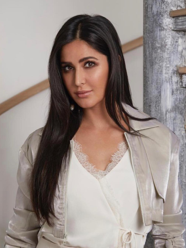 Katrina Kaif in Esse and Zara for a talk show interview (3)