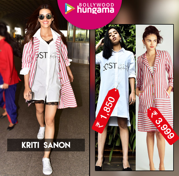Kriti Sanon in Exhale and Jodi Life at the airport for Luka Chuppi promotions (4)
