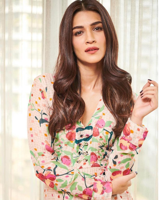 Kriti Sanon in Roopa for Luka Chuppi promotions (5)