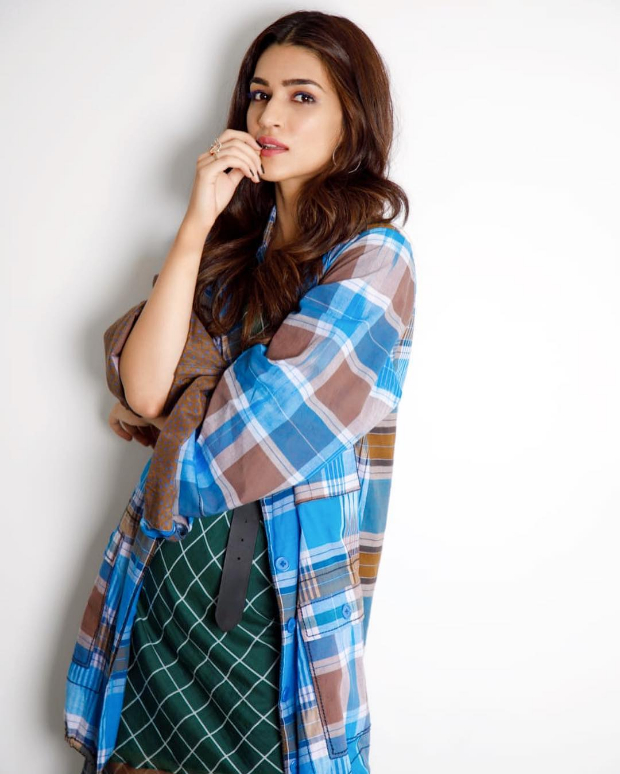 Kriti Sanon in Saaksha and Kinni for Luka Chuppi promotions (3)