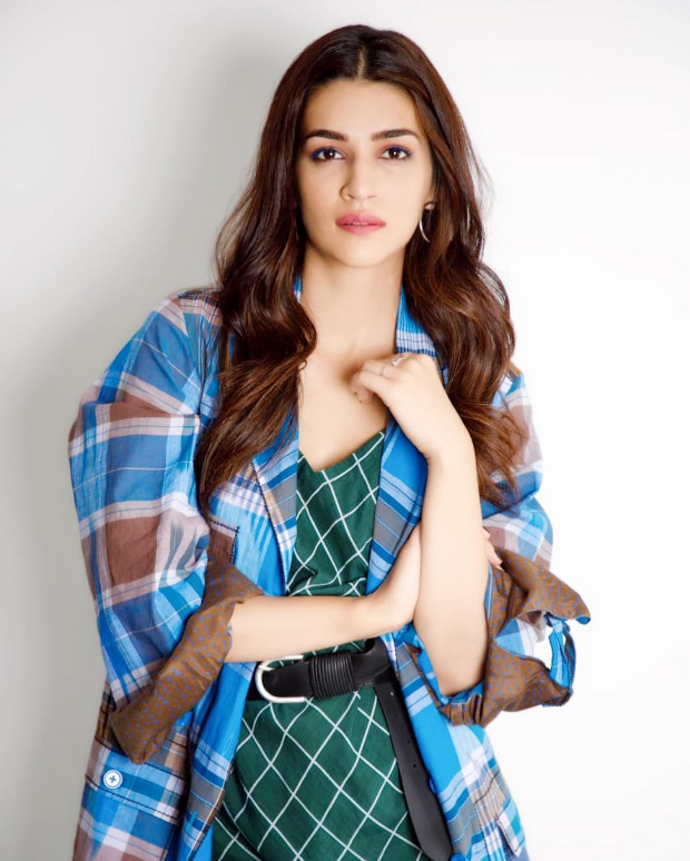 Kriti Sanon in Saaksha and Kinni for Luka Chuppi promotions (5)
