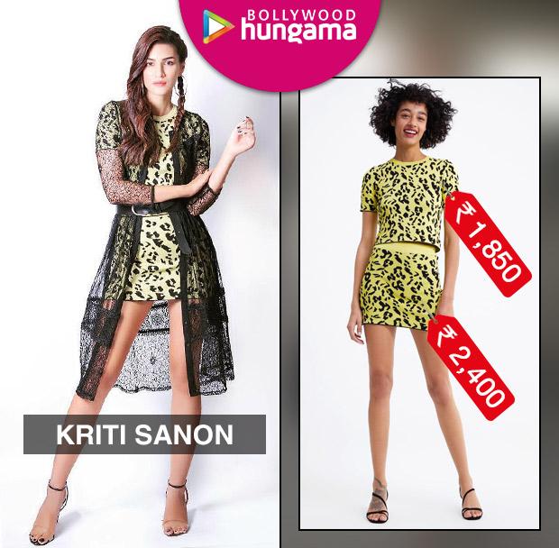 Kriti Sanon in Zara for Luka Chuppi promotions (6)