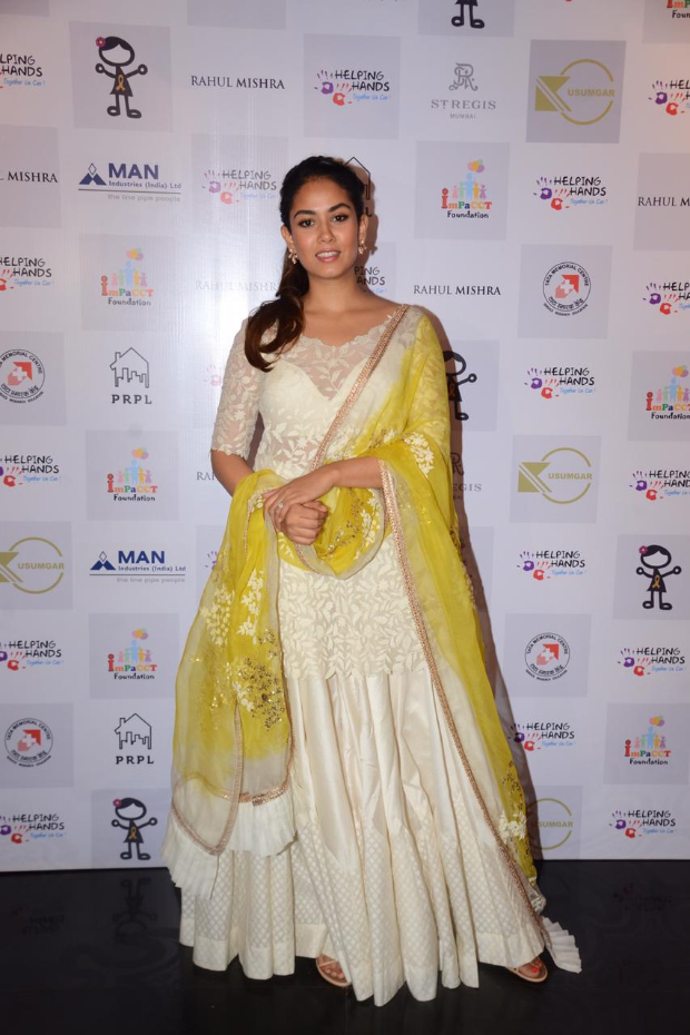 Slay Or Nay: Mira Rajput Kapoor In Amrita Thakur For A Fundraiser Event