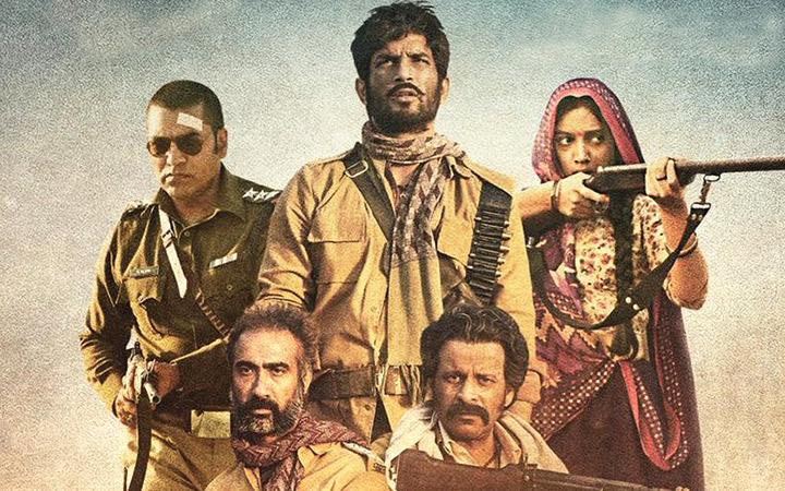 Movie Review Sonchiriya