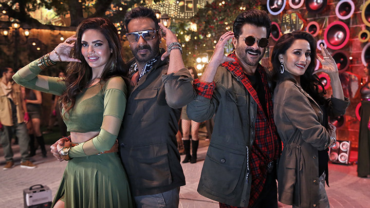 Music Review Total Dhamaal