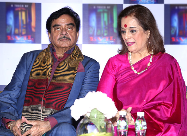 """I am lucky that despite my DEEDS, my name hasn't come in the ME TOO movement by far"" - Shatrughan Sinha"