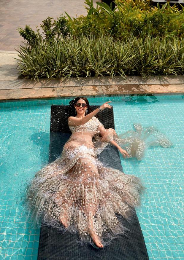 Nushrat Bharucha for Travel + Living magazine photoshoot (3)