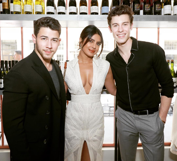 Priyanka Chopra and Nick Jonas throw a bash for friends nominated for Grammys 2019