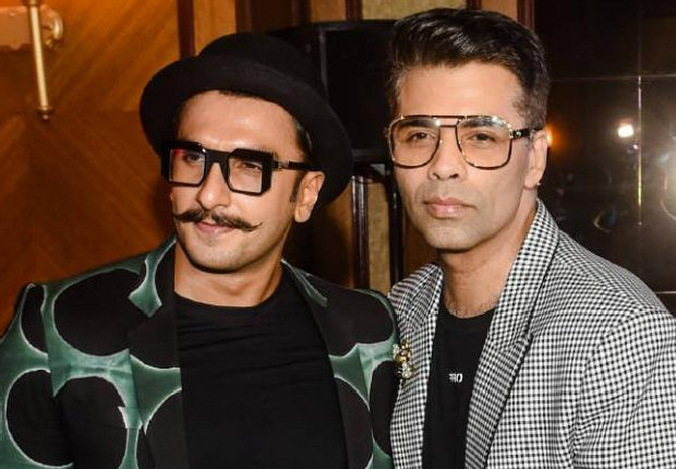 REVEALED Ranveer Singh was the first one to hear the script of Takht from Karan Johar