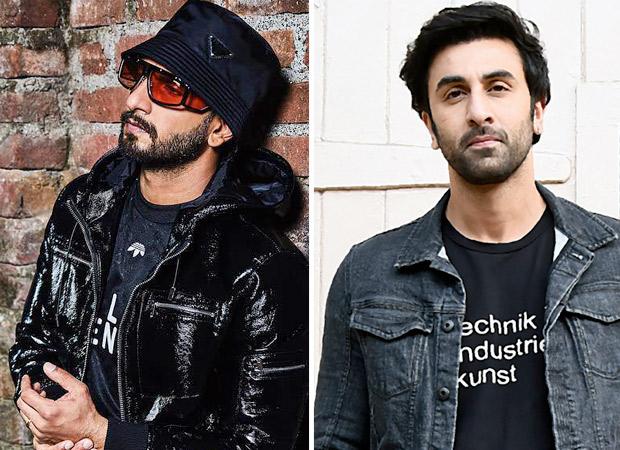 Wait, did Ranveer Singh just call Ranbir Kapoor his favourite actor?