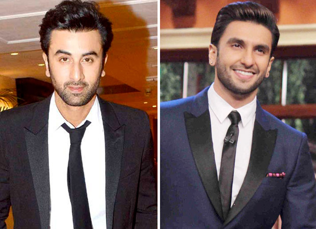 Ranbir Kapoor - Ranveer Singh To Do A Thums Up Ad Together? And Wait There's More