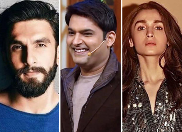 Kapil Sharma To Star In Funny Boy! Ranveer Singh And Alia Bhatt Reveal The First Look