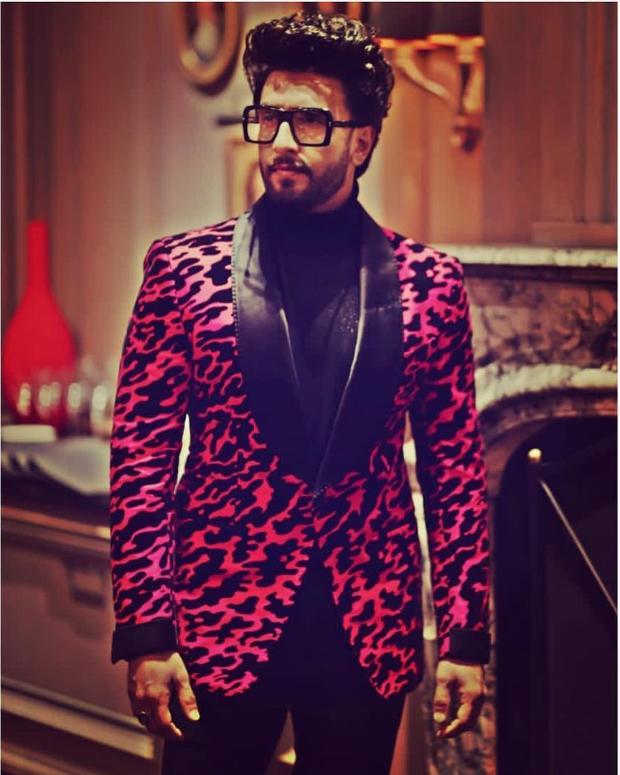 Ranveer Singh in Tom Ford for Gully Boy premiere in Berlin (1)