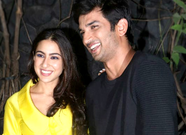 Sara Ali Khan gives Sushant Singh Rajput credit for fixing her Hindi