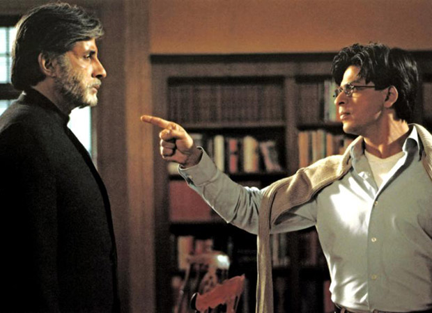 Shah Rukh Khan wants to seek REVENGE from Amitabh Bachchan