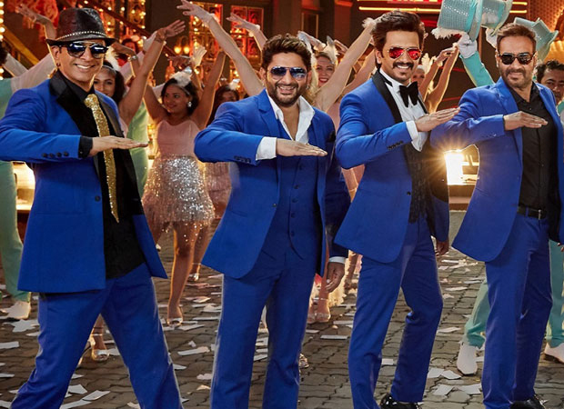 The Team Of Total Dhamaal Launches Hilarious Public Service Campaign In #tensionkatheend
