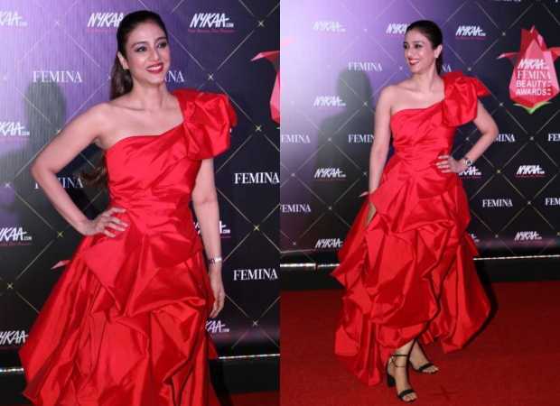 Worst Dressed - Tabu in Gaurav Gupta for Nykaa-Femina Beauty Awards 2019