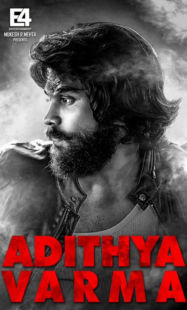 Wow! Banita Sandhu, Dhruv Vikram starrer Varma is now titled Adithya Varma