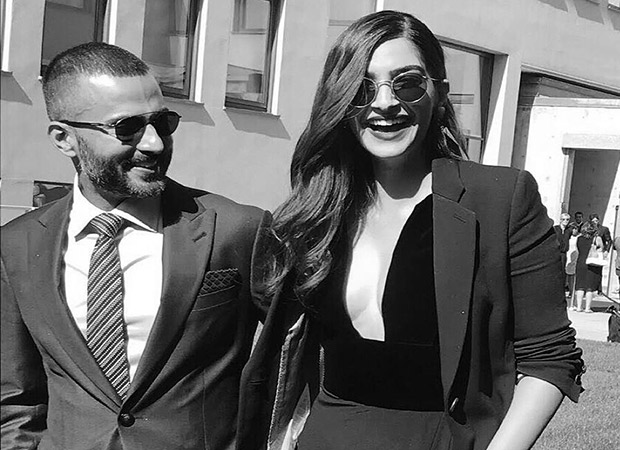 Anand Ahuja shares a heart-warming post to promote wifey Sonam Kapoor's film and redefines husband goals