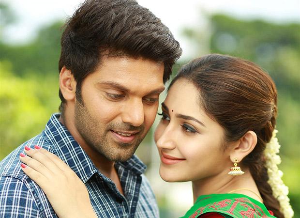 CONFIRMED! South actor Arya and Dilip Kumar's niece Sayyeshaa announce their wedding on social media