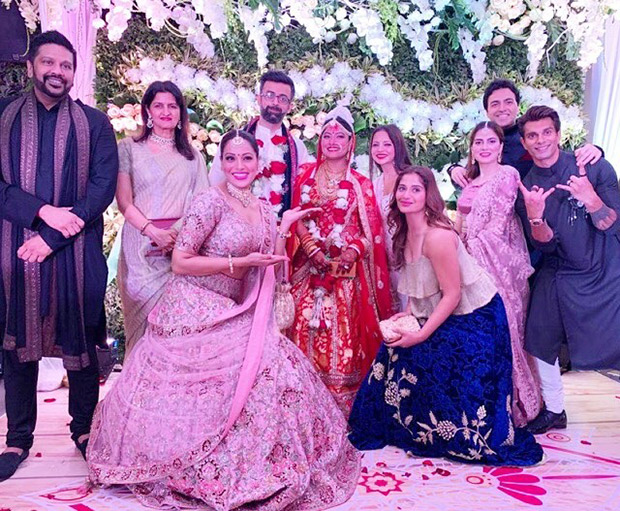Bipasha Basu shares pictures of her sister Vijayeta Basu's wedding and it is simple yet beautiful!