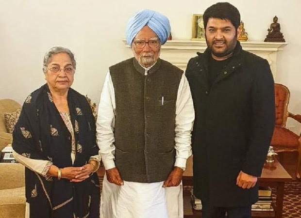 Kapil Sharma Meets Former Prime Minister Manmohan Singh, Shares Their Conversation Details (see Pic)