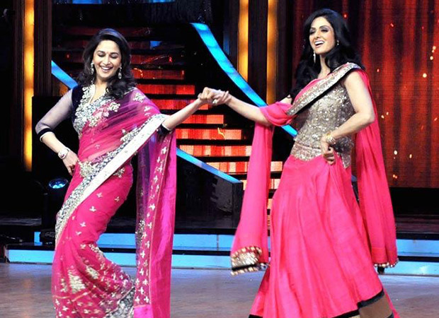 Madhuri Dixit's last memory of meeting Sridevi will TEAR YOU UP