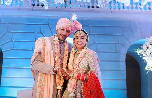 Singer Neeti Mohan shares sneak peek into her wedding with Nihar Pandya [See photo inside]
