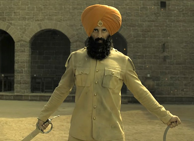 Akshay Kumar's Kesari is next only to Gold; aims to score best first three days by surpassing 2.0 (Hindi) collections of Rs. 63.25 crore